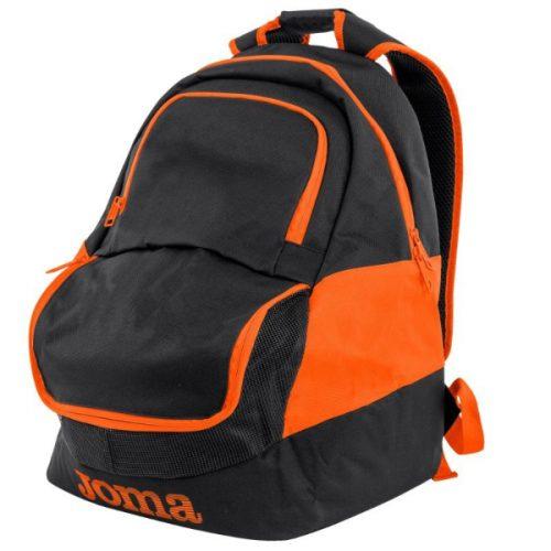 Joma diamondii backpack black-orange