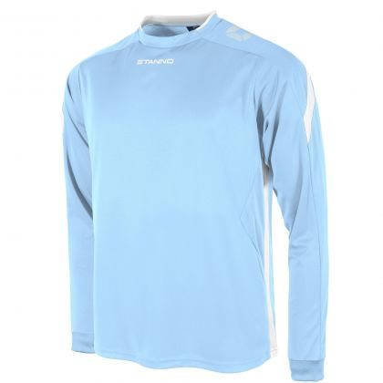 stanno drive shirt LS SKYBLUE
