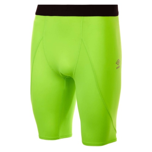 Umbro elite player power shorts green gecko