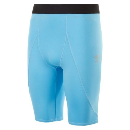 Umbro elite player power shorts sky blue