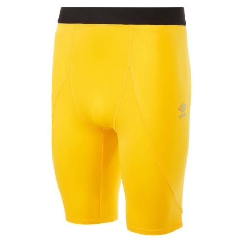 Umbro elite player power shorts yellow