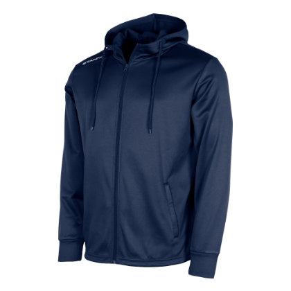 stanno field hooded jacket navy