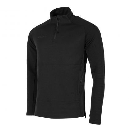 stanno functionals quarter zip black