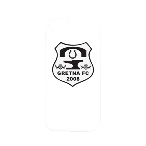 Gretna White Phone Case