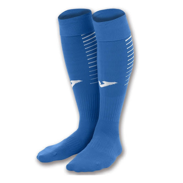 joma premier socks blue