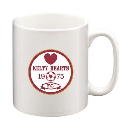 Kelty Hearts Mug