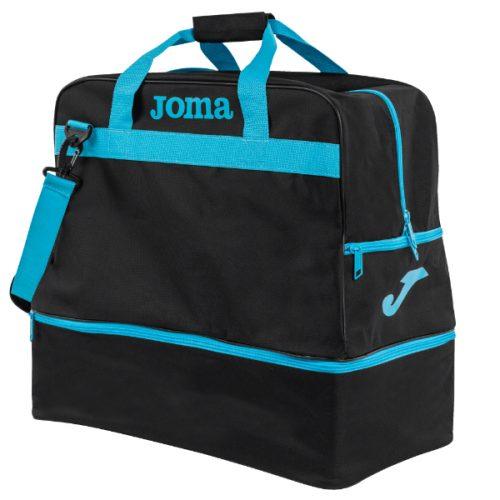 Joma lrg training bag black-blue