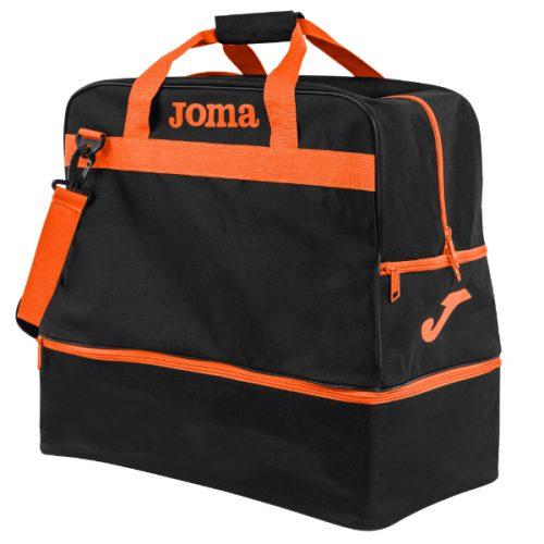 Joma lrg training bag black-orange