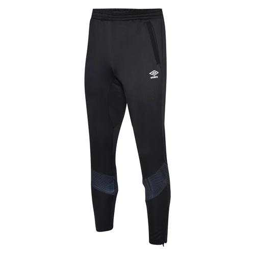 Umbro maxium tapered trousers black