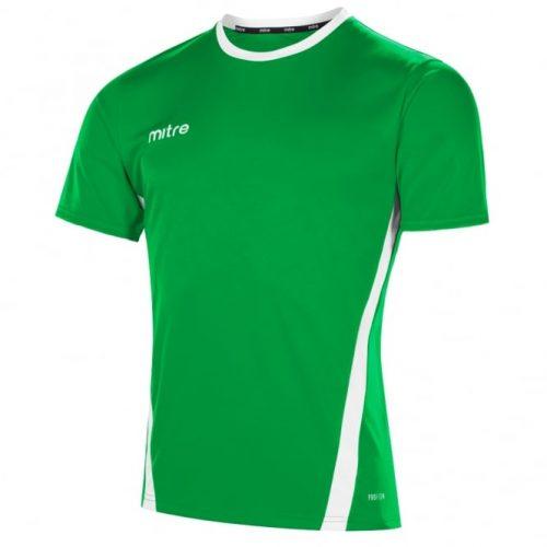 mitre origin green and white