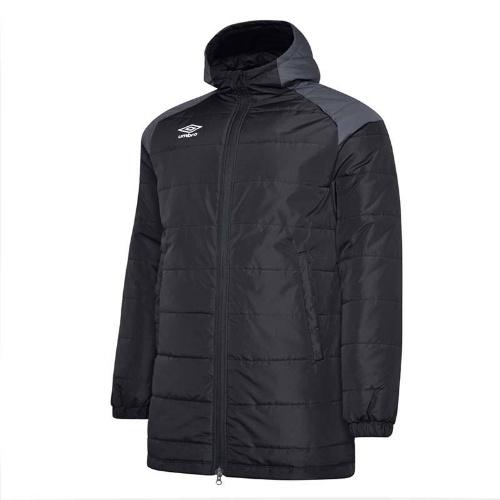 Umbro padded jacket black
