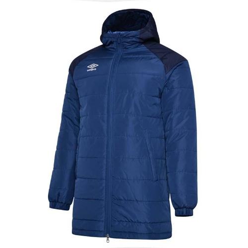 Umbro padded jacket navy