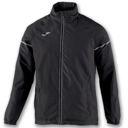 Joma race rainjacket black