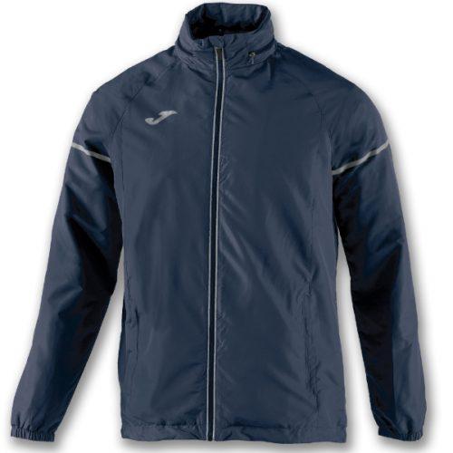 Joma race rainjacket navy