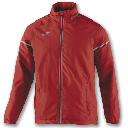 Joma race rainjacket red