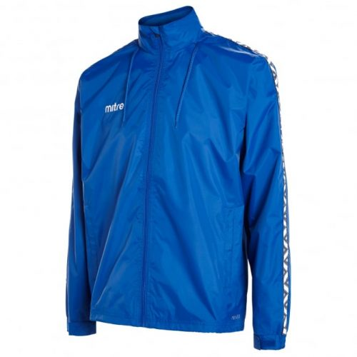 Mitre rain jacket royal
